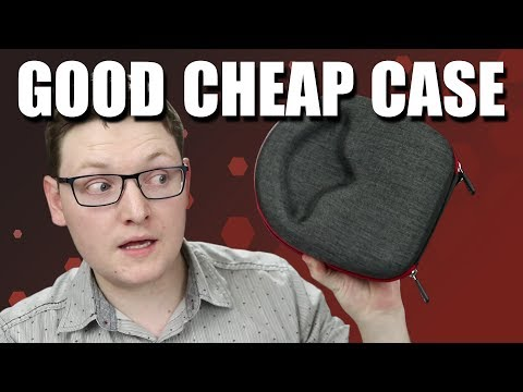 Does Name Brand Matter?| Geekria Headphone Case Review
