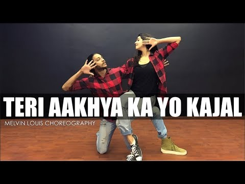 Video Teri Aakhya Ka Yo Kajal | Melvin Louis ft. Harleen Sethi download in MP3, 3GP, MP4, WEBM, AVI, FLV January 2017