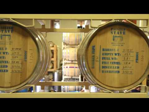Density Meter use in the Distillery – Painted Stave Distillery | Rudolph DDM 2911 Plus