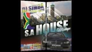South African House Mixtape♥☞✭11 Songs [2013]✭☜ Dj Simba Dziss Ents.
