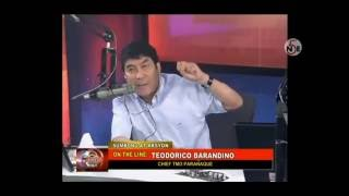 Video Mainitang Debate Nila Raffy Tulfo At Ng Maangas Na Chief Traffic Enforcer! MP3, 3GP, MP4, WEBM, AVI, FLV Maret 2019