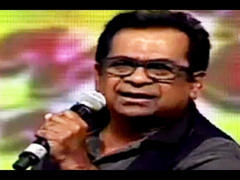 Brahmanandam and Ali Comedy at Gabbar Singh Audio Release Function