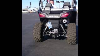 10. Evolution Powersports Wildcat Trail AFR Tests and Exhaust Sound Clips