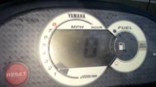 7. 2001 YAMAHA GP800R Waverunner