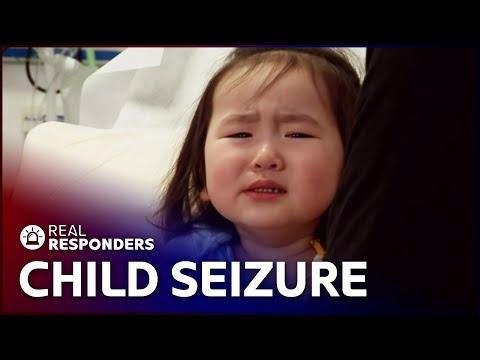 Child Faces Dangerous Unexplained Seizure | Temple Street Children's Hospital | Real Responders