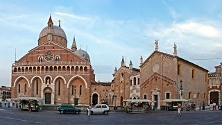 Padua Italy  City new picture : Basilica of Saint Anthony of Padua, Italy, Pasqua 2014