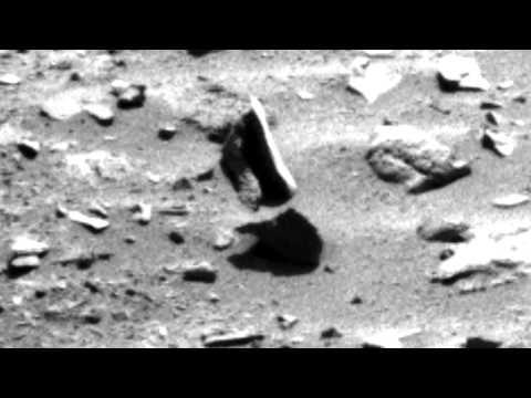 Rock Floating on Mars – Mars Anomalies 2014