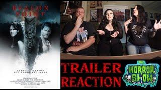 """Beacon Point"" 2017 Horror Movie Trailer Reaction - The Horror Show"