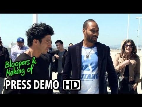 Brick Mansions (2014) Parkour Press Demonstration (Part1/2)