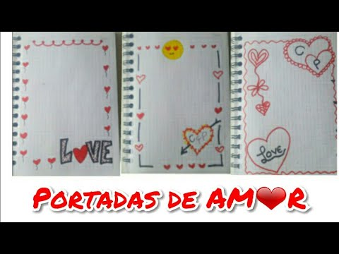 Margenes y bordes de amor / cartas de amor /bordes romanticos