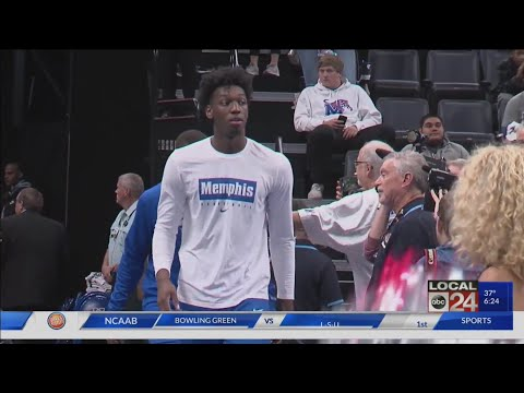 University of Memphis basketball player James Wiseman ruled ineligible by NCAA