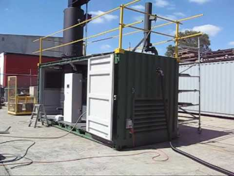 Gasifier Production Prototype