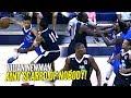 Julian Newman TEAMS UP w/ NBA PROs!! Puts On a SHOW w/ Michael Beasley!
