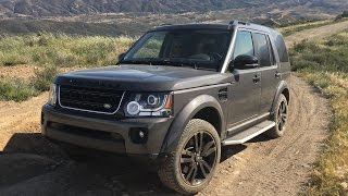 2016 Land Rover LR4 SCV6 - (Off-Road) One Take by The Smoking Tire