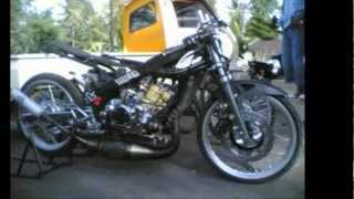 Drag Racing Bikes From Asia Countries