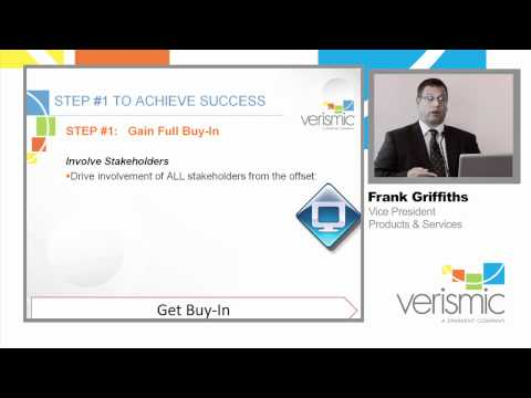 PC Power Management - Verismic at Green IT Expo 2011 -