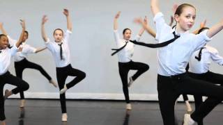 Ballet Films: White Shirt, Black Tie, Black Pants Xxs (excerpt)