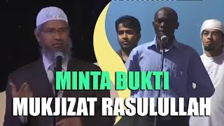 Download Video Pemuda Kristen Minta Bukti Mukjizat Nabi Muhammad | Dr. Zakir Naik MP3 3GP MP4