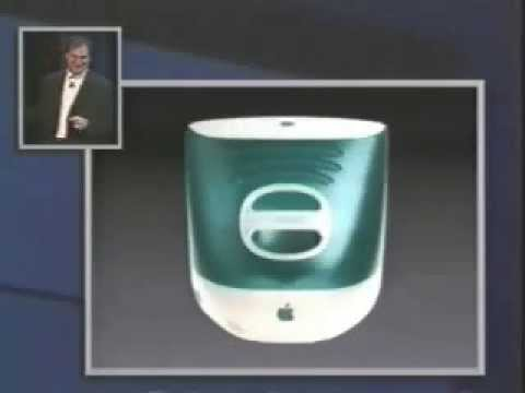 Imac - Introduction of the first iMac.