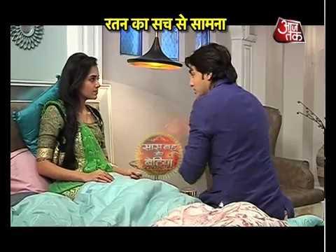 Diya exposes truth to Ratan in 'Rishta Likhenge Hu