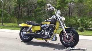 4. Used 2009 Harley Davidson CVO Fat Bob Motorcycles for sale