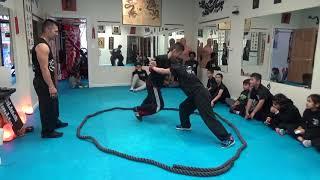 Video Kung Fu Kids - Sumo Wrestling Challenge MP3, 3GP, MP4, WEBM, AVI, FLV Juni 2019