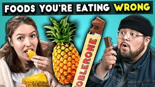 Video 5 Foods You're Eating Wrong | The 10s MP3, 3GP, MP4, WEBM, AVI, FLV Maret 2019