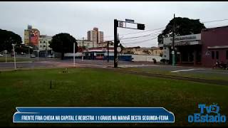 3 horas atrás ... Previsão Brasil – Grande frente fria chega ao BR - Duration: 1:31. Climatempo nMeteorologia 3,796 views. New · 1:31 · Frente fria chega ao...