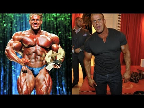 JAY CUTLER | A story of transformation