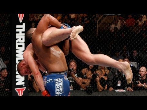 Strikeforce Barnett vs Cormier Recap and Highlights