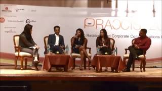 Millennial Viewpoint: Millennials talk about their aspirations, style of working and how they see Public Relations as a career Panelists: Neha Mathur Rastogi, ...