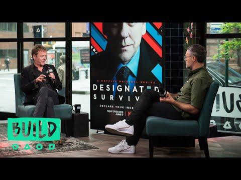 """Kiefer Sutherland Discusses The Third Season Of """"Designated Survivor"""""""
