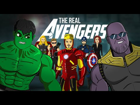 Video The Real Avengers (Parody) download in MP3, 3GP, MP4, WEBM, AVI, FLV January 2017
