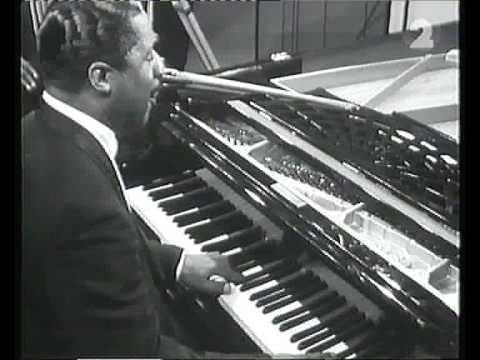 Garner - Erroll Garner trio plays Misty in the old BRT studio in Brussels, Belgium.