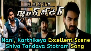Shiva Tandava Stotram Ravanasura song GangLeader - Solo Brathuke So Better