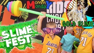 Baby Bird Update, Owen's First Smile!! Sports & SLIME! || Mommy Monday