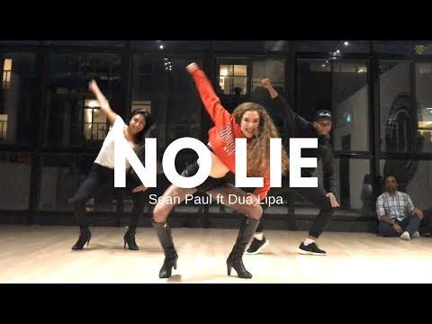 Video NO LIE - Sean Paul ft. Dua Lipa II MONICA GOLD CHOREOGRAPHY download in MP3, 3GP, MP4, WEBM, AVI, FLV January 2017