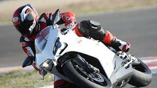 5. 2008 Ducati 848 First Ride - MotoUSA