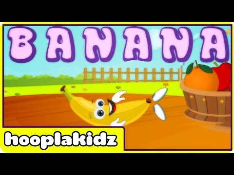 How To Spell - Banana