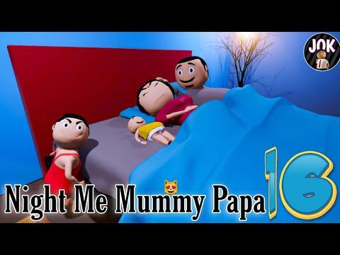 JOK - NIGHT ME MUMMY PAPA 16