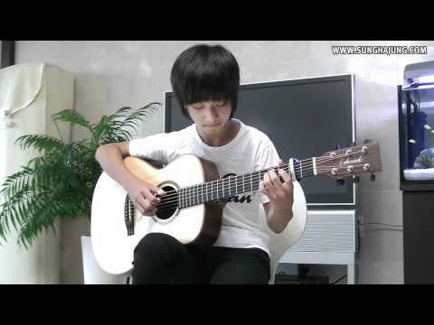 River Flow in You -Yiruma - Guitar Instrumental