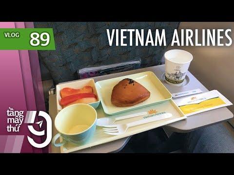 [M9] #89: Ăn sáng có gì trên hạng phổ thông Vietnam Airlines? | Yêu Máy Bay - Thời lượng: 8 phút, 7 giây.