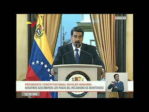 Venezuela: Präsident Maduro bietet der EU den Dialog an