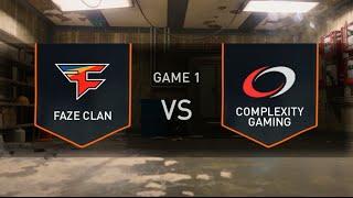 compLexity Gaming Vs Faze Clan | MLG Orlando Open 2016 Day 1