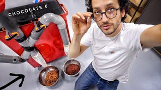 I Made A Machine To Separate Cocoa Beans into Nibs and Husks... (Winnowing) by Alex French Guy Cooking