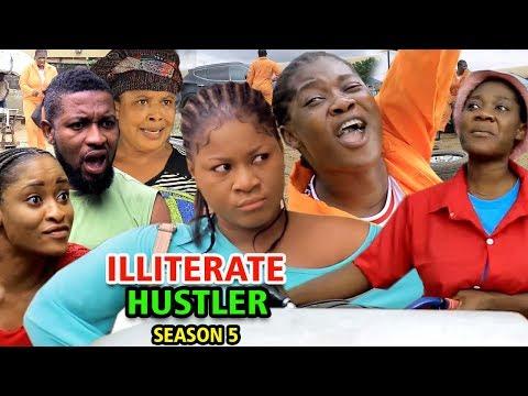 ILLITERATE HUSTLER SEASON 5 - New Movie | Mercy Johnson 2019 Latest Nigerian Nollywood Movie Full HD