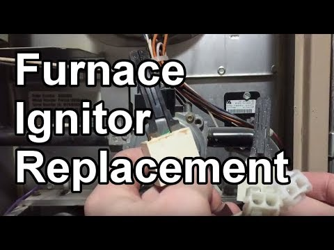 How to Replace Your Furnance Ignitor