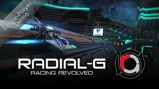 Radial G –  Achterbahnfahrt durch die Sci-fi Welt