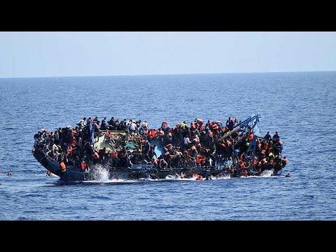 Νέα τραγωδία με μετανάστες στη Μεσόγειο – Φόβοι για δεκάδες νεκρούς