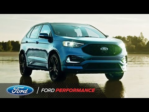 Ford's First Performance SUV: Edge ST Has Arrived (Episode 1 of 3) | Ford Performance (видео)